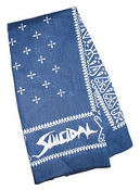 SUICIDAL TENDENCIES - BLUE BANDANA
