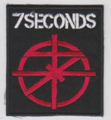 7 SECONDS - 7 SECONDS WITH LOGO PATCH