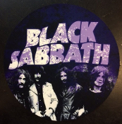 BLACK SABBATH - BAND SLIPMAT