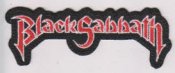 BLACK SABBATH - BLACK SABBATH PATCH