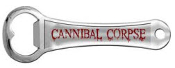 CANNIBAL CORPSE - CANNIBAL CORPSE BOTTLE OPENER