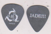 AFI - JADE / RABBIT GUITAR PICKS