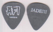 AFI - AFI / JADE GUITAR PICKS