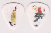 BAD RELIGION / CIRCLE JERKS GUITAR PICKS