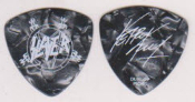 SLAYER - LOGO BLACK GUITAR PICKS