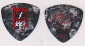 SLAYER - IRON CROSS BLACK GUITAR PICKS