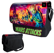MESSENGER MEGA BAG - MARS ATTACK