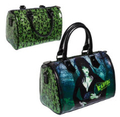 PURSE BAG - ELVIRA GLITTER ZOMBIE