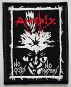 AMEBIX - NO GODS NO MASTERS PATCH