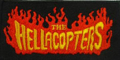 HELLACOPTERS - FLAME PATCH