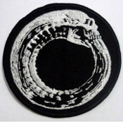 TURBONEGRO - SNAKE PATCH