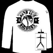 LONG SLEEVE TEE SHIRT - HEADLINE RECORDS / XCJXTATTOOER