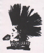 DISTILLERS - BRODY PICT PATCH