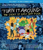 DOCUMENTARY -TURN IT AROUND: THE STORY OF EAST BAY PUNK DVD