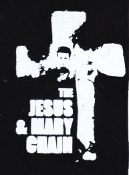JESUS & MARY CHAIN - CROSS PATCH