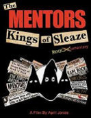 MENTORS - KINGS OF SLEAZE DVD