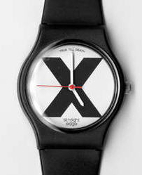 WATCH - X STRAIGHT EDGE WATCH