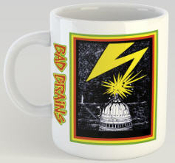 BAD BRAINS - THUNDER MUG