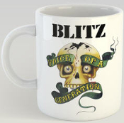 BLITZ - VOICE OF A GENERATION MUG