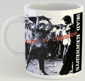DEAD KENNEDYS - HOLYDAY IN CAMBODIA MUG