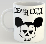 DEATH CULT - LOGO MUG