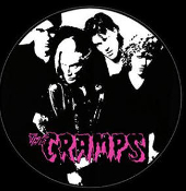CRAMPS - BAND PICTURE SLIPMAT