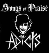 ADICTS - SONGS OF PRAISE BACK PATCH