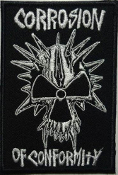 CORROSION OF CONFORMITY - LOGO PATCH