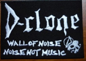 D CLONE - WALL OF NOISE PATCH