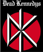 DEAD KENNEDYS - LOGO WITH DEAD KENNEDYS PATCH