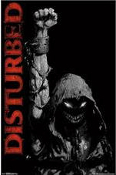 DISTURBED - FIST POSTER