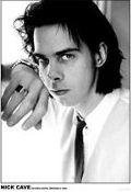 NICK CAVE & BAD SEEDS - PICTURE POSTER