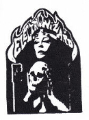 ELECTRIC WIZARD - LOGO PATCH