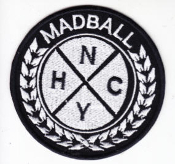 MADBALL - NYHC PATCH