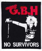 GBH - NO SURVIVOR PATCH