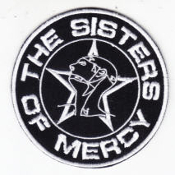 SISTERS OF MERCY - LOGO PATCH