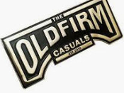 OLD FIRM CASUALS - LOGO ENAMEL PIN BADGE
