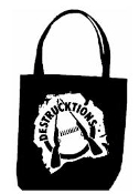 DESTRUKTIONS - LOGO TOTE BAG