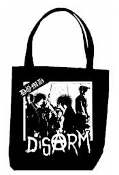 DISARM - DOMD TOTE BAG