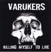 VARUKERS - KILLING OURSELVES TO LIVE BACK PATCH