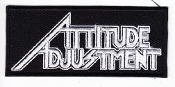 ATTITUDE ADJUSTMENT - LOGO PATCH