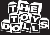 TOY DOLLS - TOY DOLLS BACK PATCH