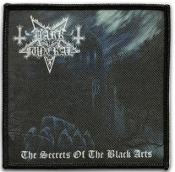DARK FUNERAL - THE SECRETS OF THE BLACK ARTS PATCH