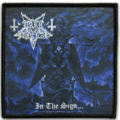 DARK FUNERAL - IN THE SIGN PATCH