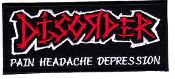 DISORDER - PAIN HEADACHE DEPRESSION PATCH