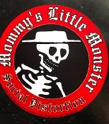 SOCIAL DISTORTION - MUMMY LITTLE MONSTER SLIPMAT