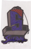 SUICIDAL TENDENCIES - ST LOGO AIR FRESHENER