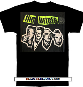 BRIEFS - BAND PICTURE TEE SHIRT