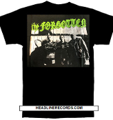 FORGOTTEN - BAND PICTURE TEE SHIRT