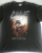 GRAVE - DEAD IS BETTER TEE SHIRT